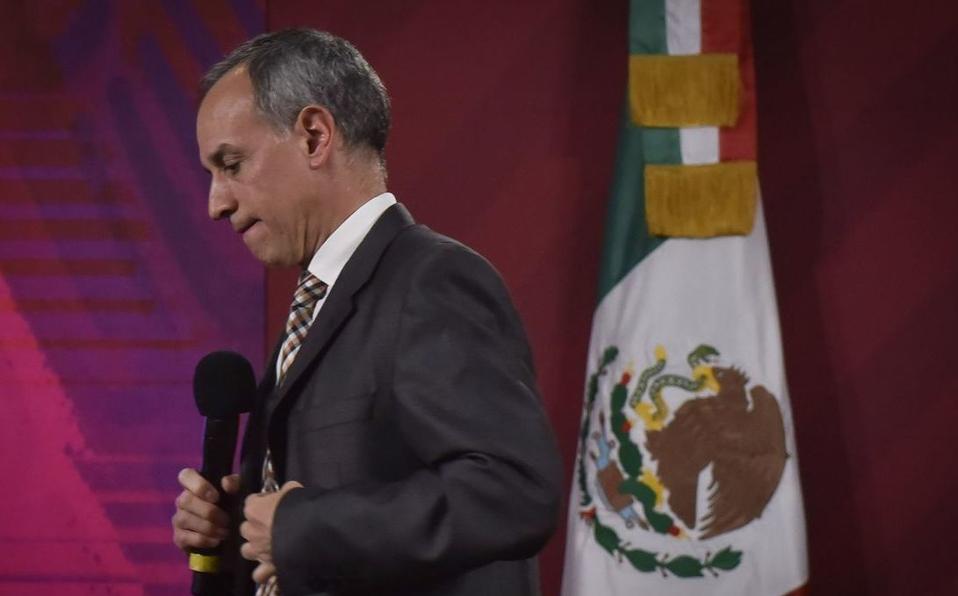 Gobernadores retiraron petición de renuncia de López-Gatell